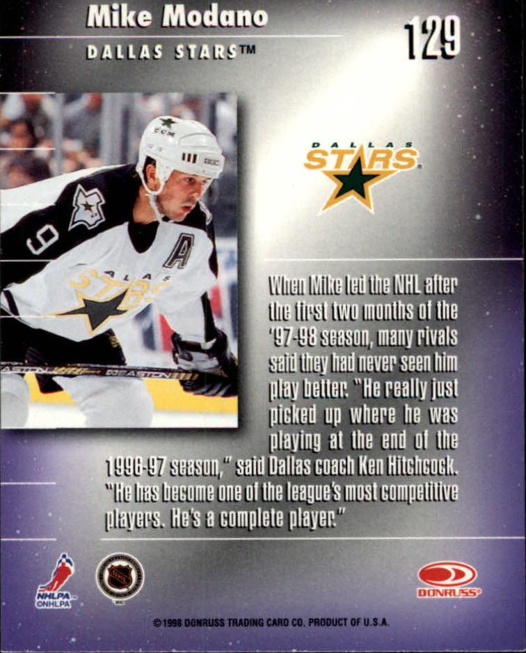 1997-98-Donruss-Elite-Hockey-1-150-Your-Choice-GOTBASEBALLCARDS thumbnail 241
