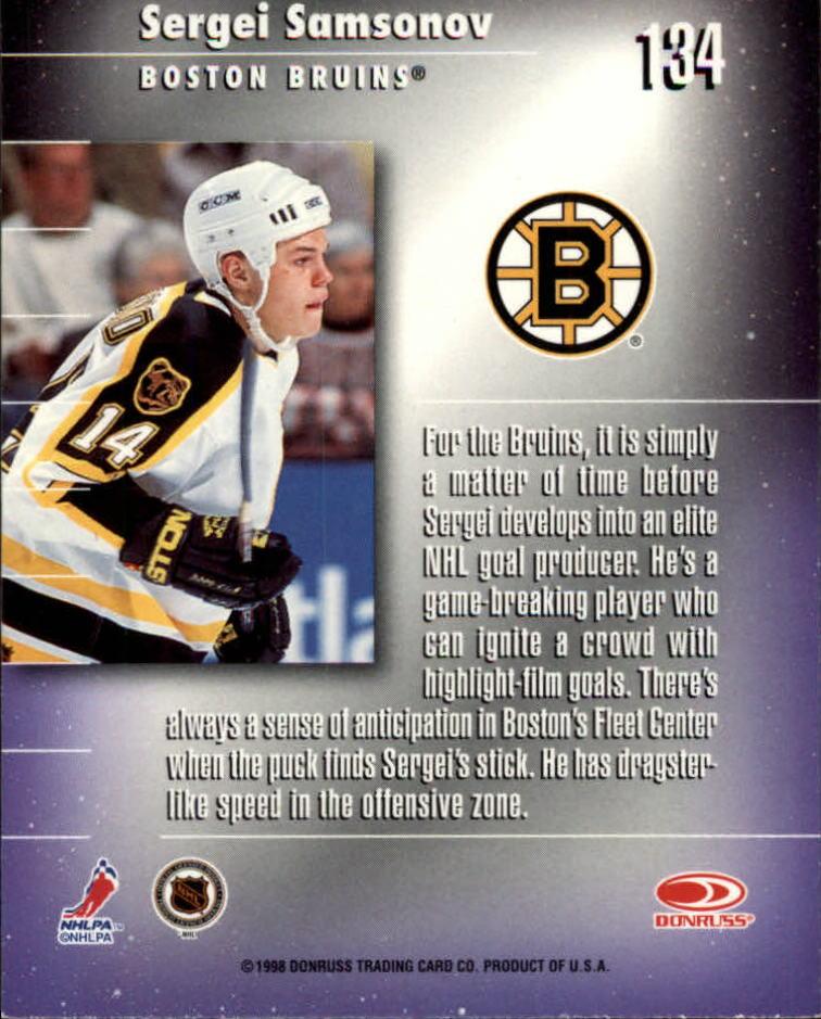 1997-98-Donruss-Elite-Hockey-1-150-Your-Choice-GOTBASEBALLCARDS thumbnail 251