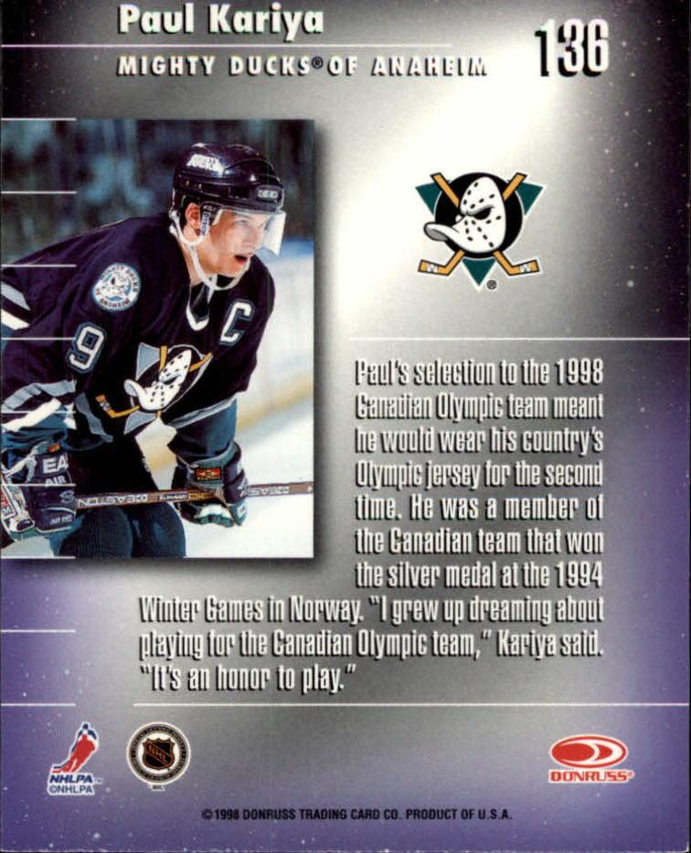 1997-98-Donruss-Elite-Hockey-1-150-Your-Choice-GOTBASEBALLCARDS thumbnail 255