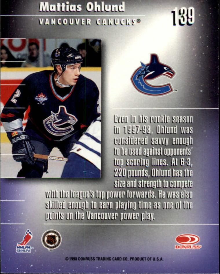 1997-98-Donruss-Elite-Hockey-1-150-Your-Choice-GOTBASEBALLCARDS thumbnail 259