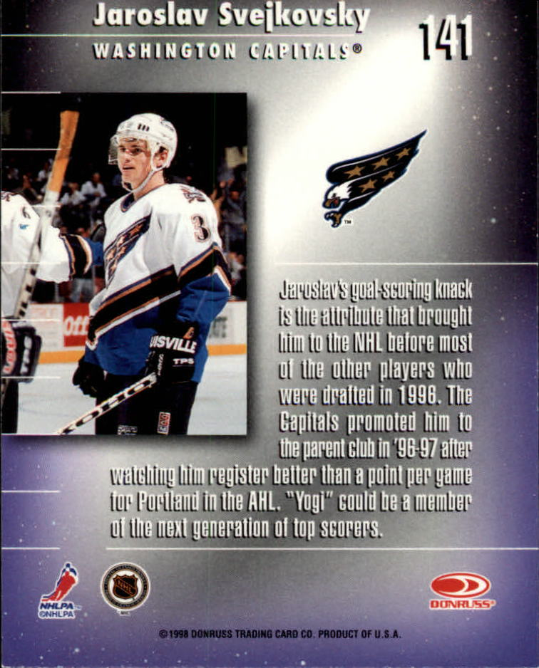 1997-98-Donruss-Elite-Hockey-1-150-Your-Choice-GOTBASEBALLCARDS thumbnail 263
