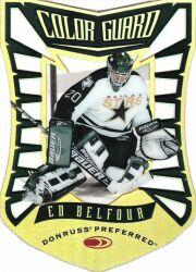 1997-98 Donruss Preferred Color Guard #16 Ed Belfour