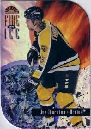 1997-98 Leaf Fire On Ice #14 Joe Thornton
