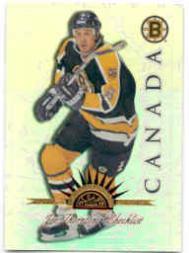 1997-98 Leaf International Universal Ice #41 Joe Thornton CL (1-37)