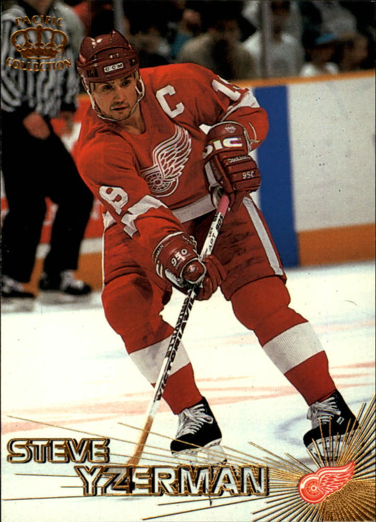1997-98 Pacific #19 Steve Yzerman