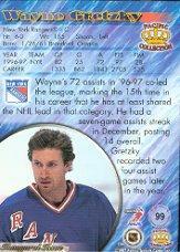 1997-98 Pacific #99 Wayne Gretzky back image