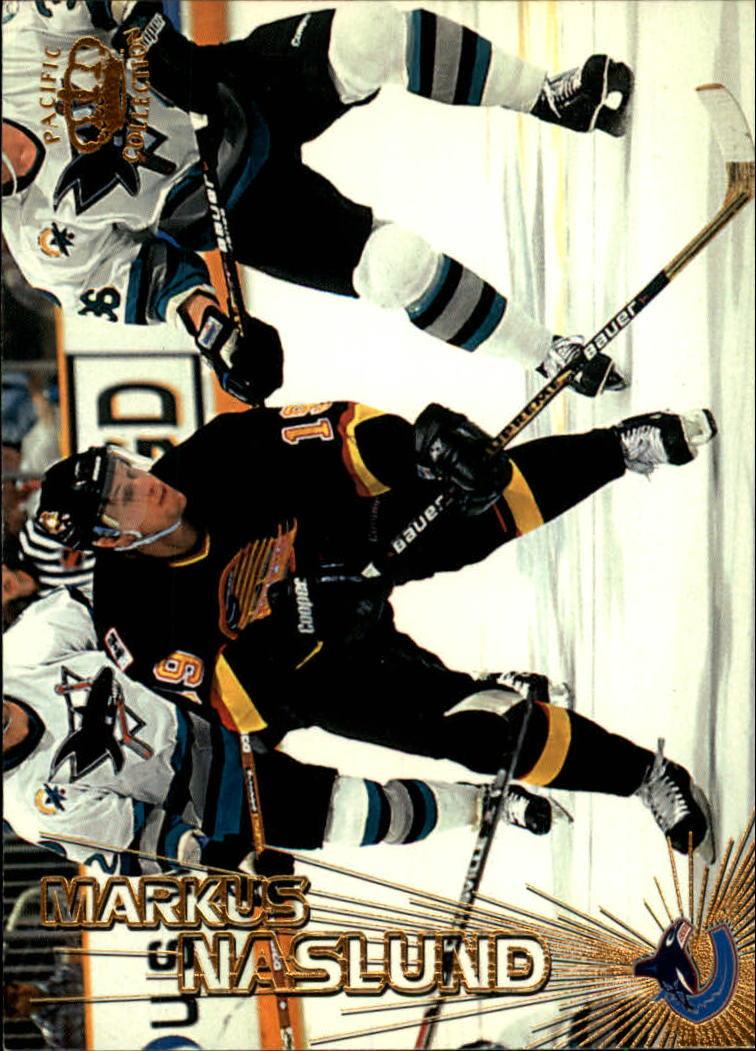 1997-98 Pacific #128 Markus Naslund