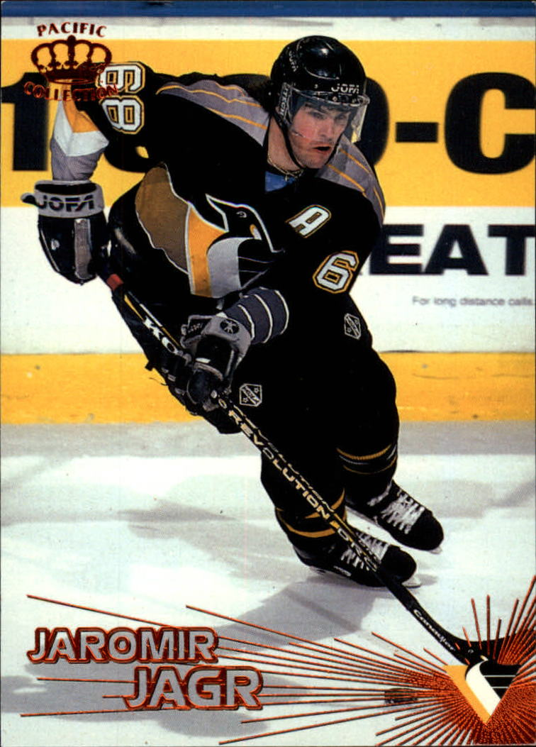 1997-98 Pacific Copper #68 Jaromir Jagr