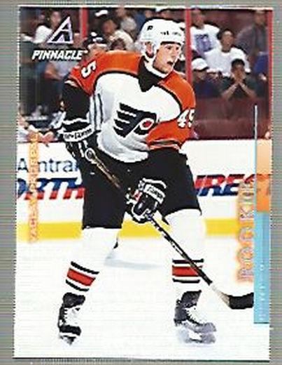 1997-98 Pinnacle #19 Vaclav Prospal RC