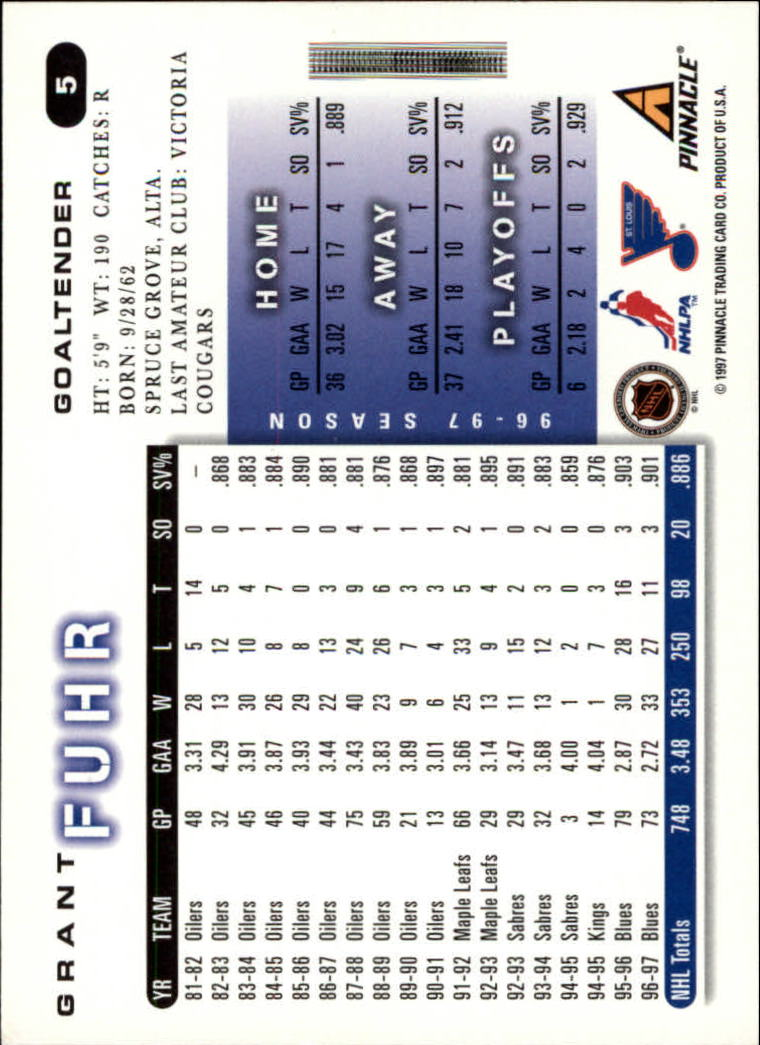 1997-98-Score-Hockey-1-249-Your-Choice-GOTBASEBALLCARDS thumbnail 9