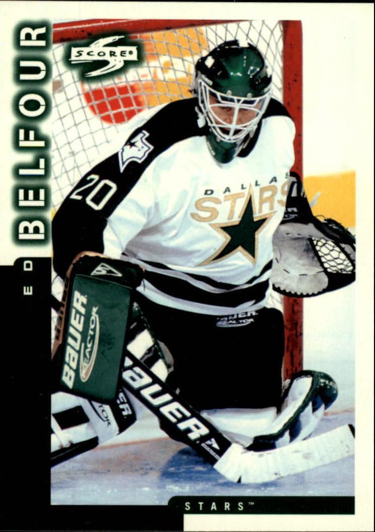 1997-98 Score #20 Ed Belfour