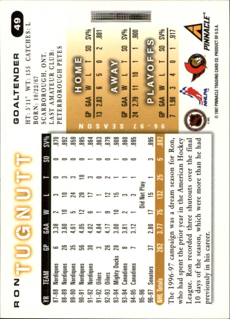 1997-98-Score-Hockey-1-249-Your-Choice-GOTBASEBALLCARDS thumbnail 79