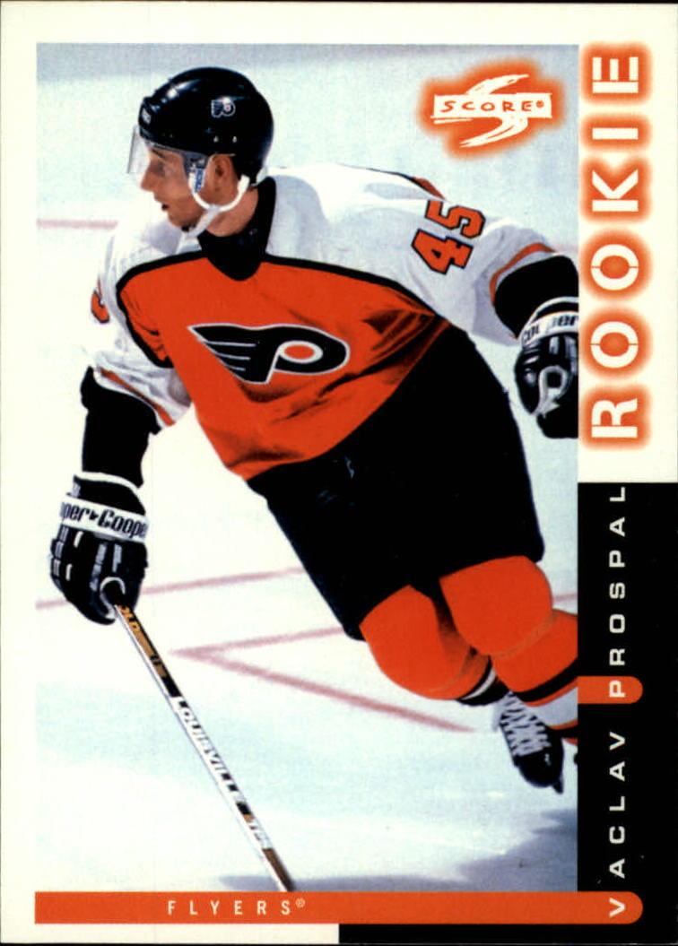 1997-98 Score #51 Vaclav Prospal RC