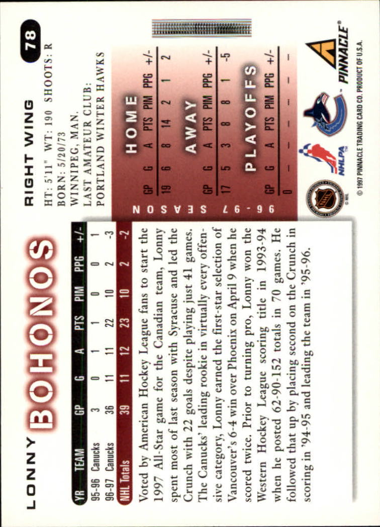 1997-98-Score-Hockey-1-249-Your-Choice-GOTBASEBALLCARDS thumbnail 131