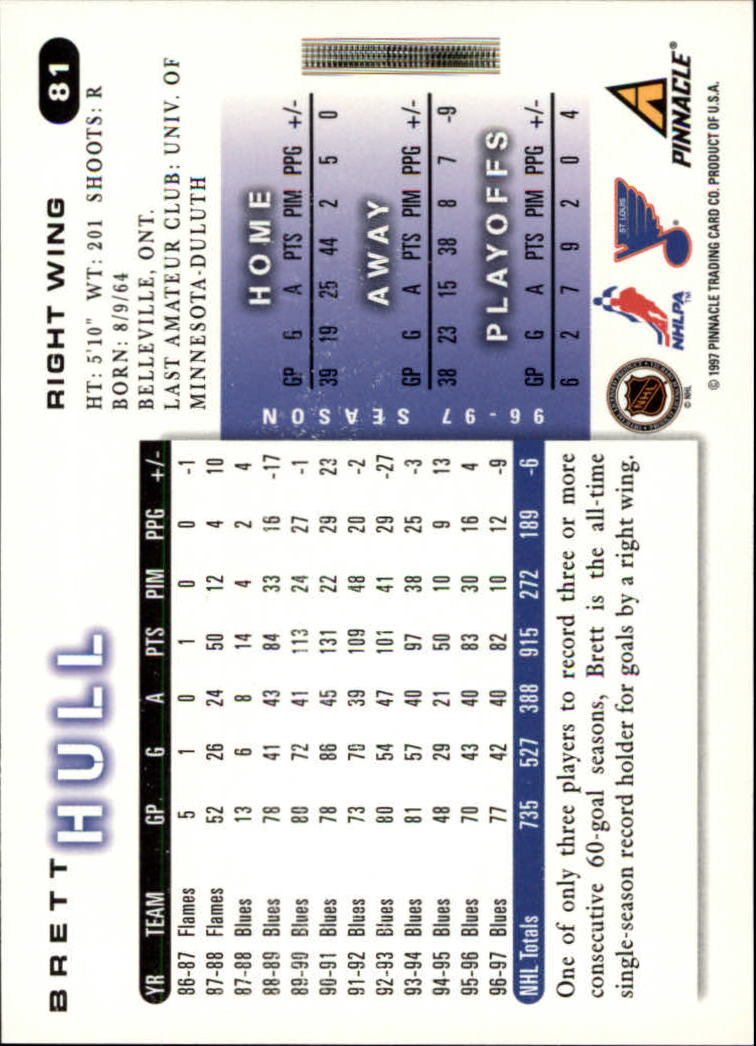 1997-98-Score-Hockey-1-249-Your-Choice-GOTBASEBALLCARDS thumbnail 137