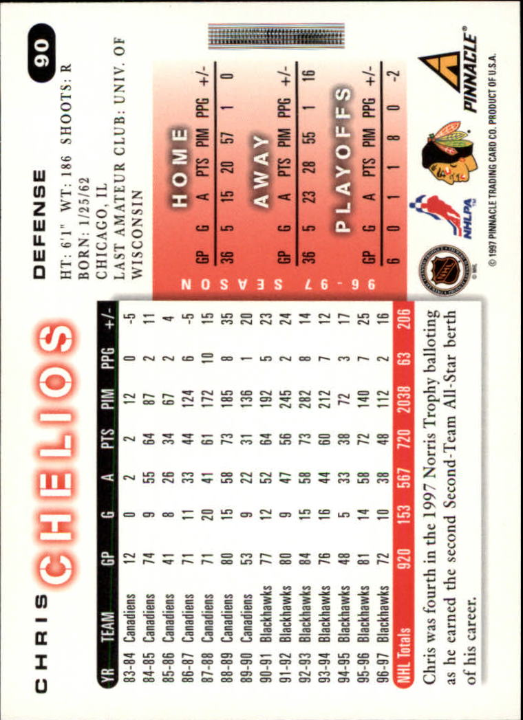 1997-98-Score-Hockey-1-249-Your-Choice-GOTBASEBALLCARDS thumbnail 151