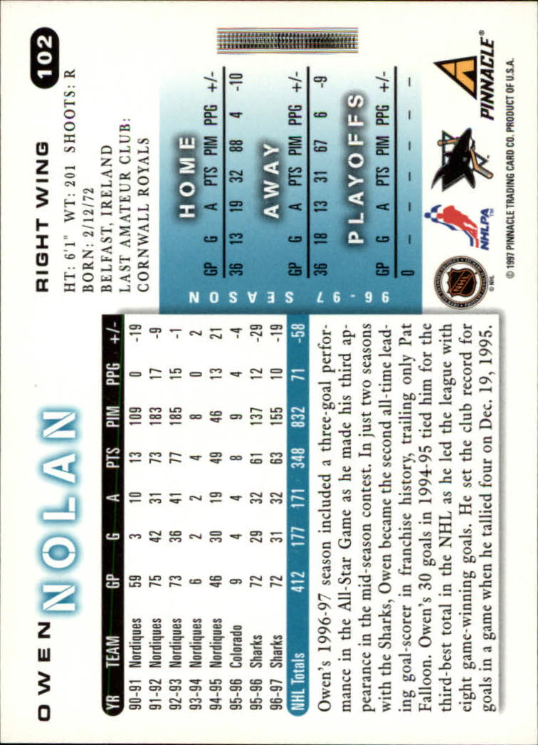 1997-98-Score-Hockey-1-249-Your-Choice-GOTBASEBALLCARDS thumbnail 171