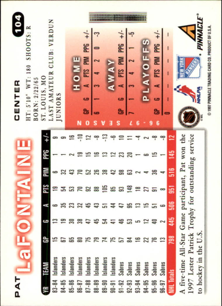 1997-98-Score-Hockey-1-249-Your-Choice-GOTBASEBALLCARDS thumbnail 173