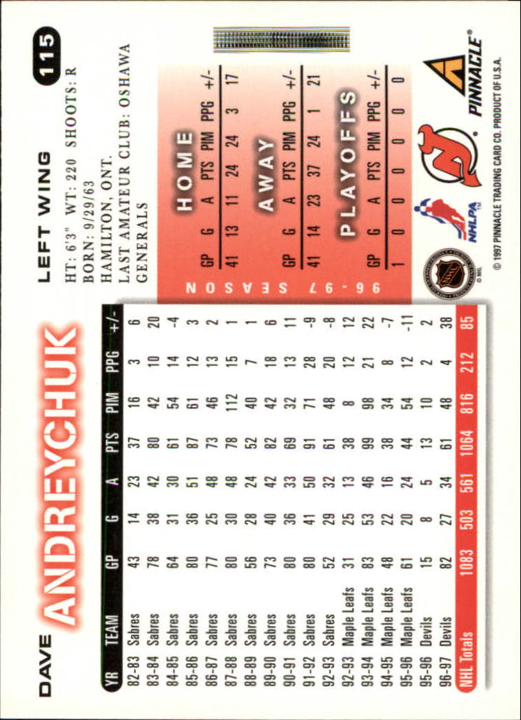 1997-98-Score-Hockey-1-249-Your-Choice-GOTBASEBALLCARDS thumbnail 193