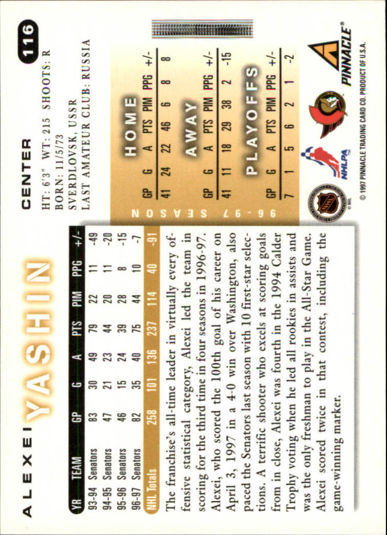1997-98-Score-Hockey-1-249-Your-Choice-GOTBASEBALLCARDS thumbnail 195