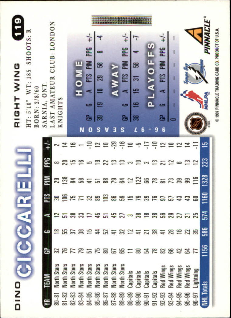 1997-98-Score-Hockey-1-249-Your-Choice-GOTBASEBALLCARDS thumbnail 199