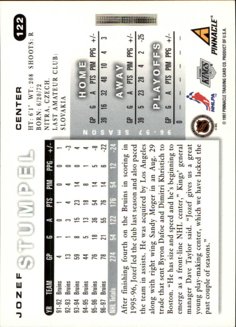 1997-98-Score-Hockey-1-249-Your-Choice-GOTBASEBALLCARDS thumbnail 205