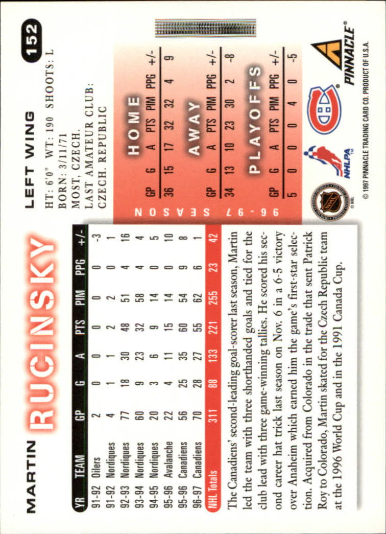 1997-98-Score-Hockey-Card-Pick thumbnail 149