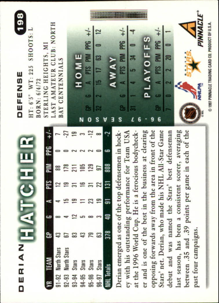 1997-98-Score-Hockey-Card-Pick thumbnail 233