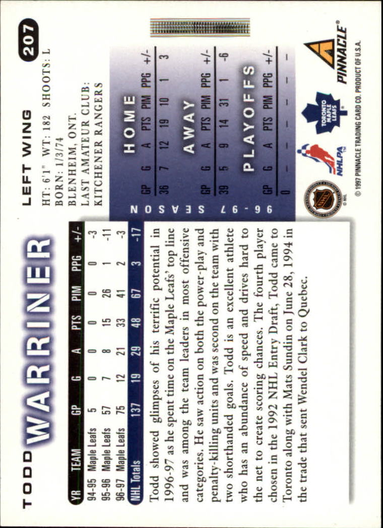 1997-98-Score-Hockey-1-249-Your-Choice-GOTBASEBALLCARDS thumbnail 359