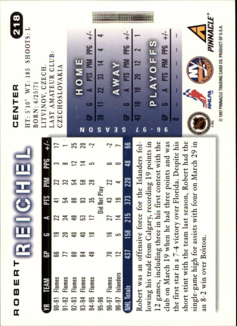 1997-98-Score-Hockey-1-249-Your-Choice-GOTBASEBALLCARDS thumbnail 381