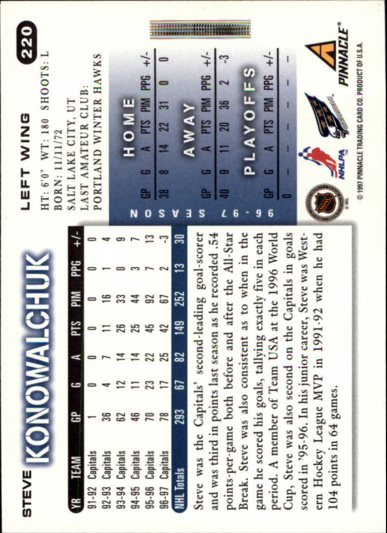 1997-98-Score-Hockey-1-249-Your-Choice-GOTBASEBALLCARDS thumbnail 385