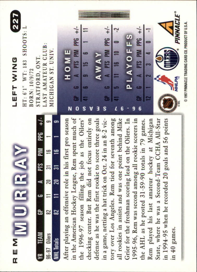1997-98-Score-Hockey-1-249-Your-Choice-GOTBASEBALLCARDS thumbnail 397