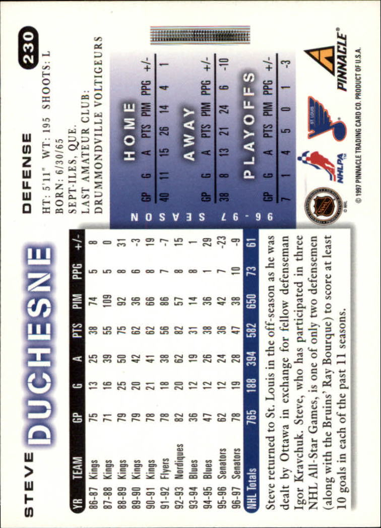 1997-98-Score-Hockey-1-249-Your-Choice-GOTBASEBALLCARDS thumbnail 401