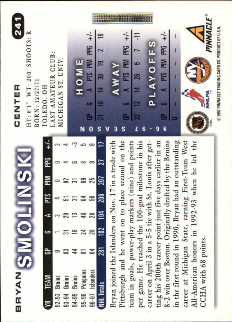 1997-98-Score-Hockey-Card-Pick thumbnail 297