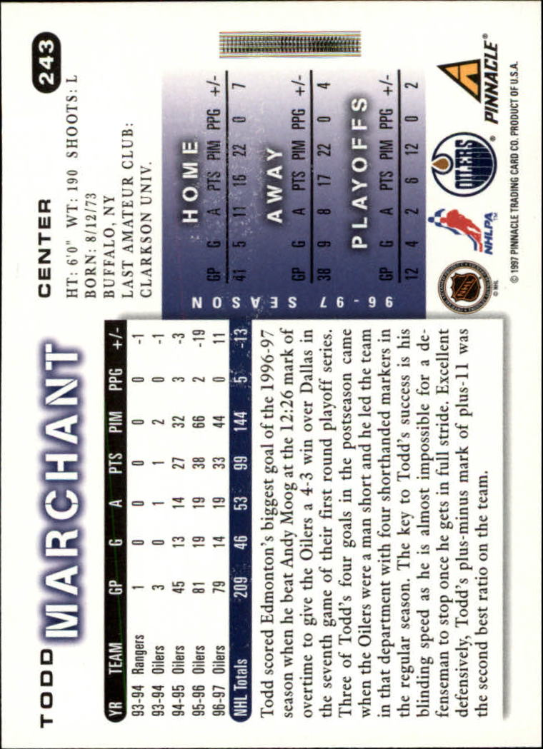 1997-98-Score-Hockey-1-249-Your-Choice-GOTBASEBALLCARDS thumbnail 423