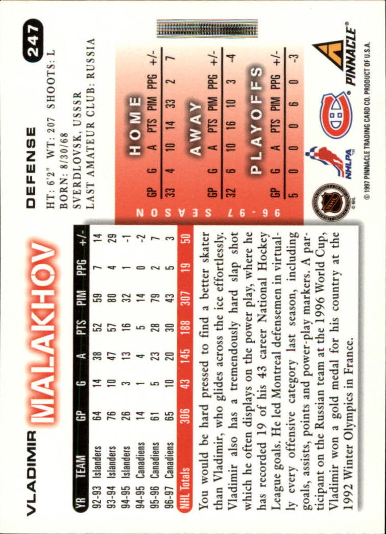 1997-98-Score-Hockey-Card-Pick thumbnail 305