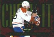 1997-98 Score Check It #11 Vincent Damphousse