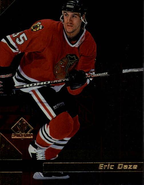 1997-98 SP Authentic #31 Eric Daze