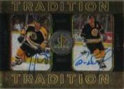 1997-98 SP Authentic Tradition #T3 Joe Thornton/Cam Neely/352
