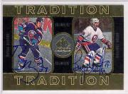 1997-98 SP Authentic Tradition #T4 Bryan Berard/Bryan Trottier/352