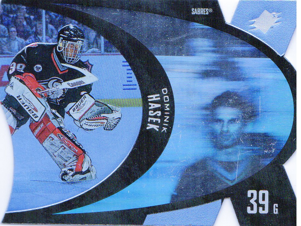 1997-98 SPx #4 Dominik Hasek
