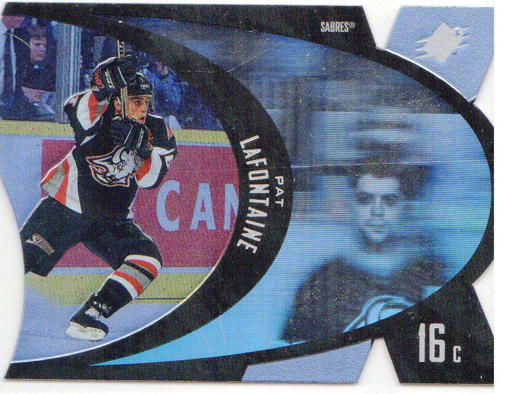 1997-98 SPx #5 Pat LaFontaine