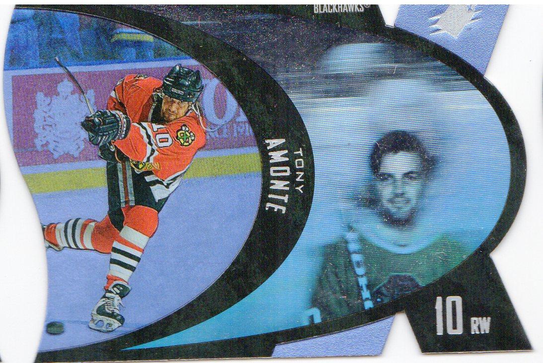 1997-98 SPx #8 Tony Amonte