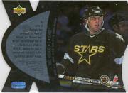 1997-98 SPx #13 Mike Modano back image