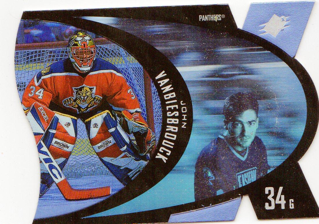1997-98 SPx #20 John Vanbiesbrouck