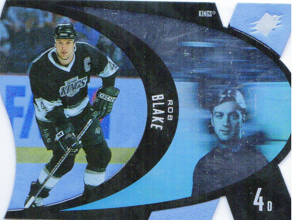 1997-98 SPx #23 Rob Blake