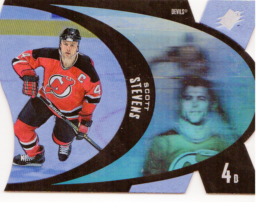 1997-98 SPx #26 Scott Stevens