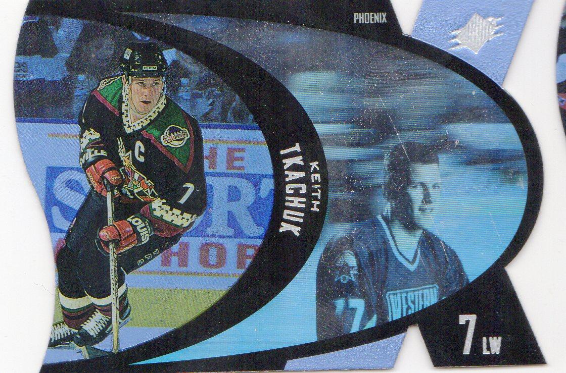 1997-98 SPx #40 Keith Tkachuk