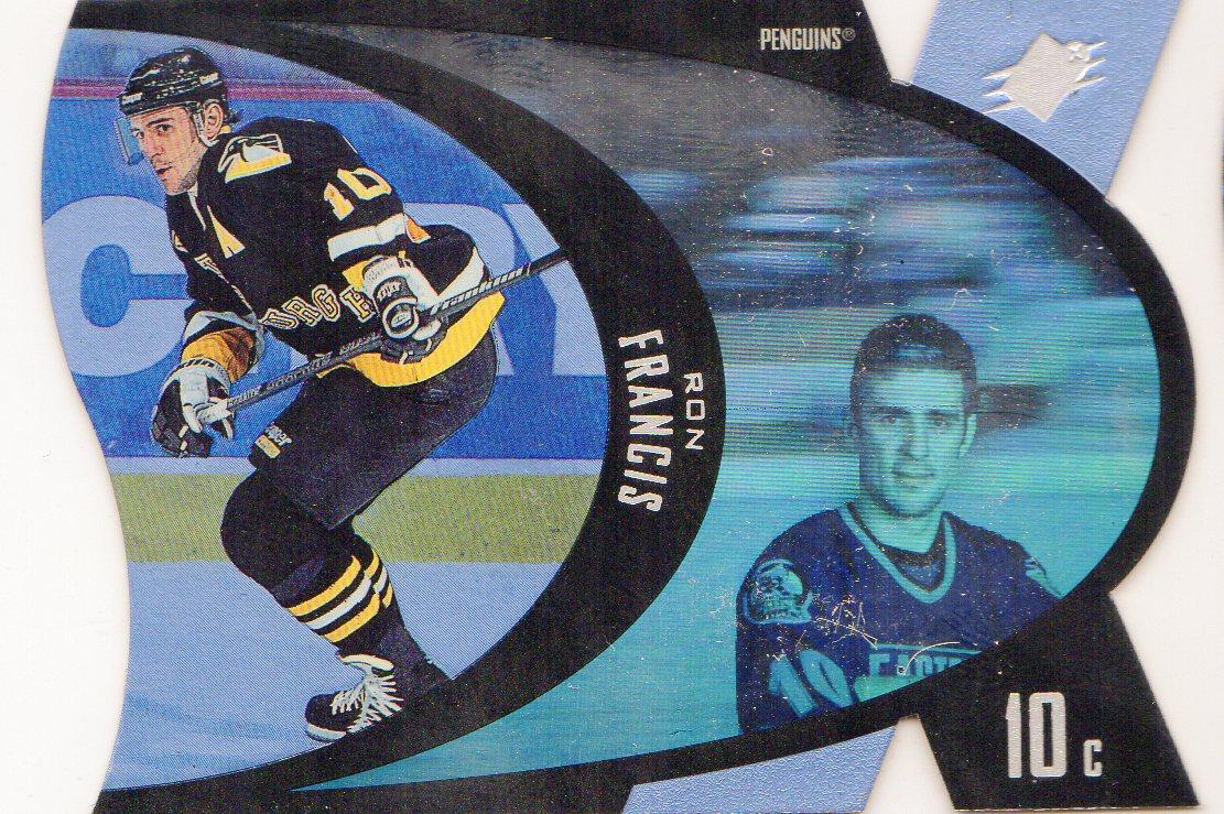 1997-98 SPx #41 Ron Francis
