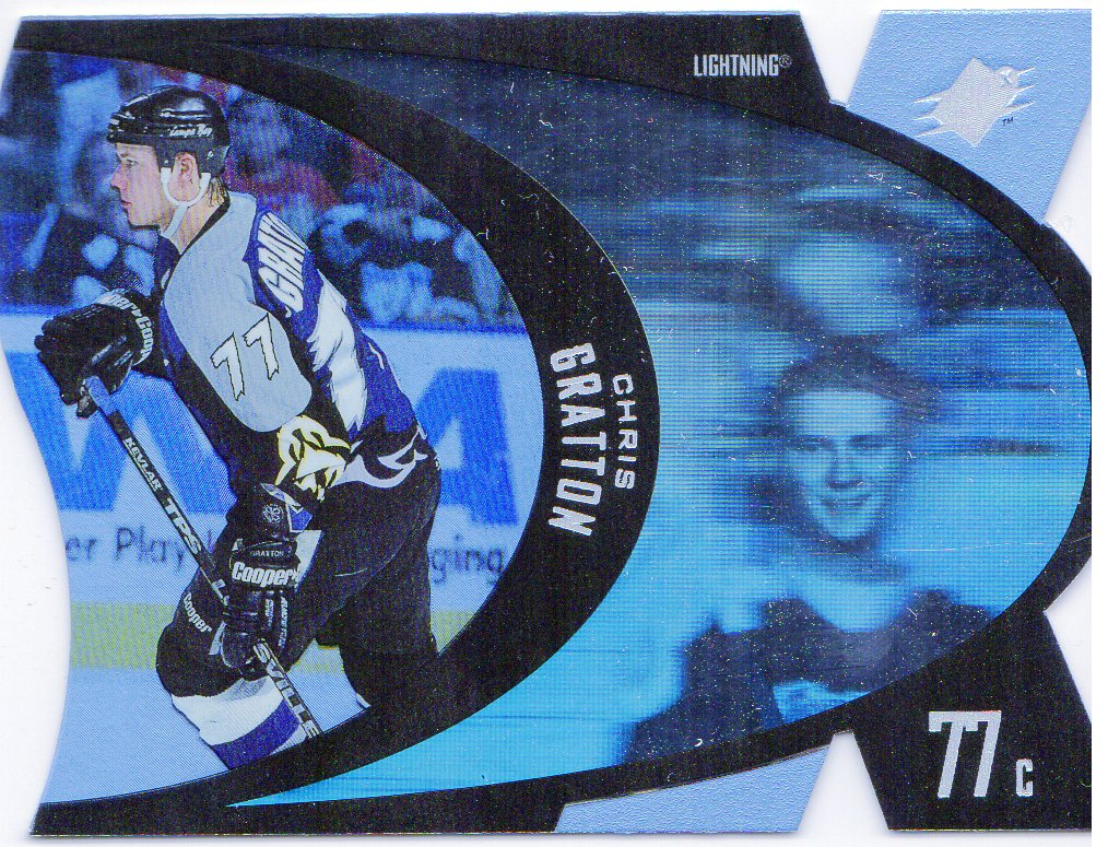1997-98 SPx #45 Chris Gratton